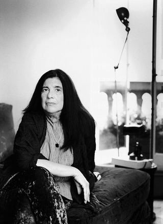 Susan Sontag, New York 2003