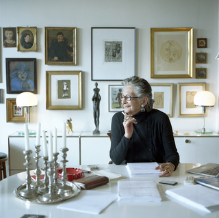 Margrit Osterwold, Publisher